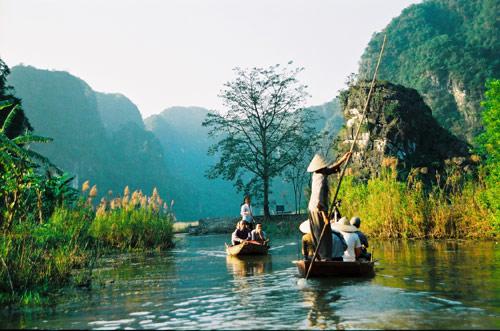 Trang An eco-tourism