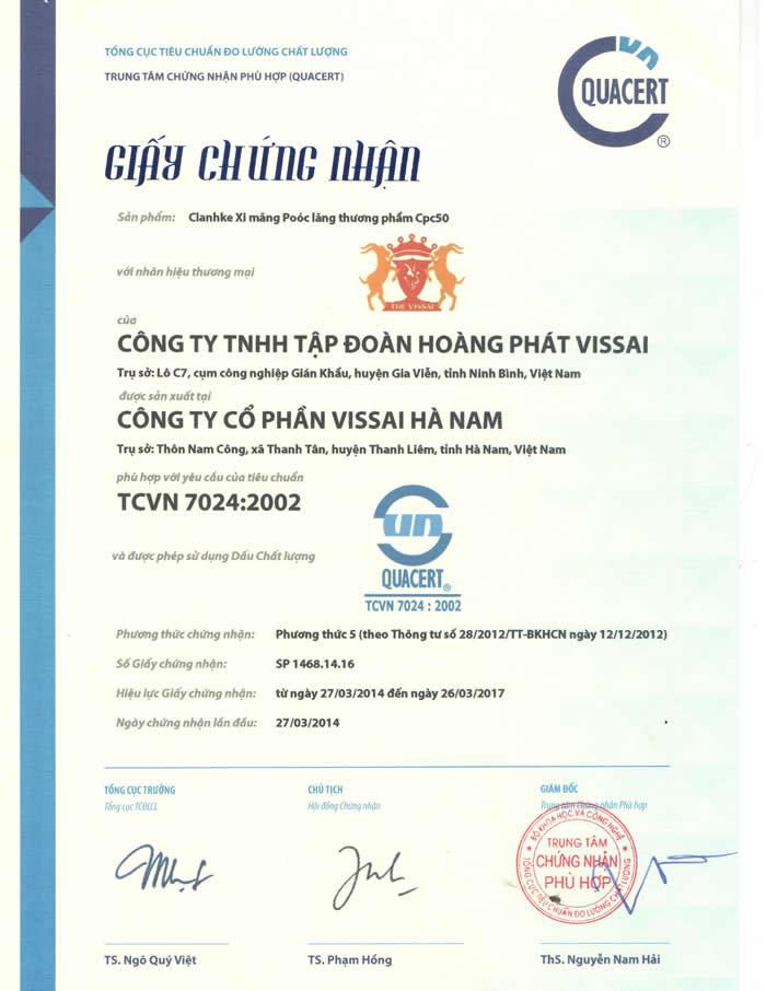 TCVN 7024 001