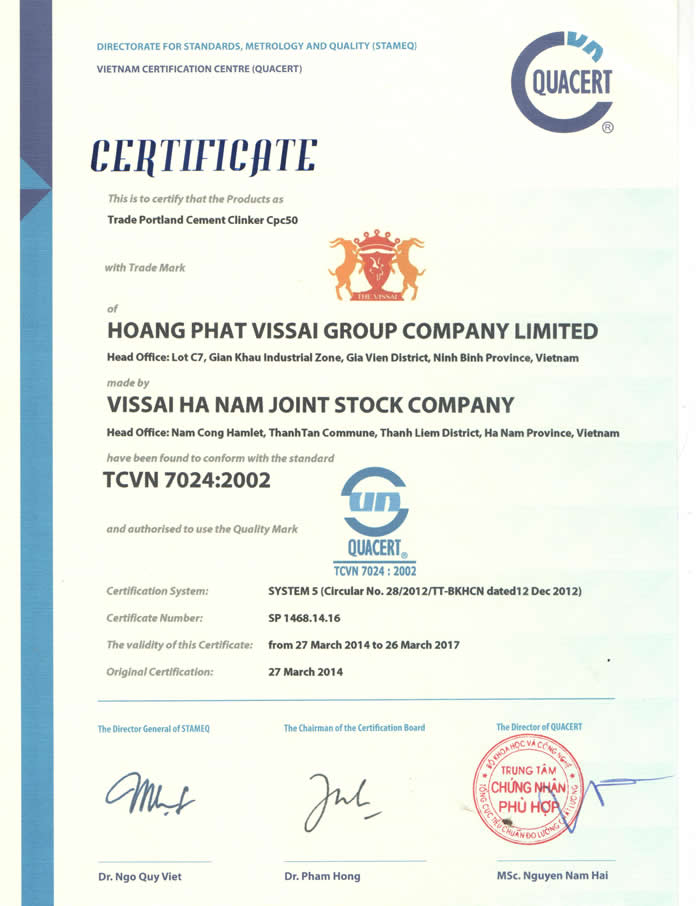 TCVN 7024 002