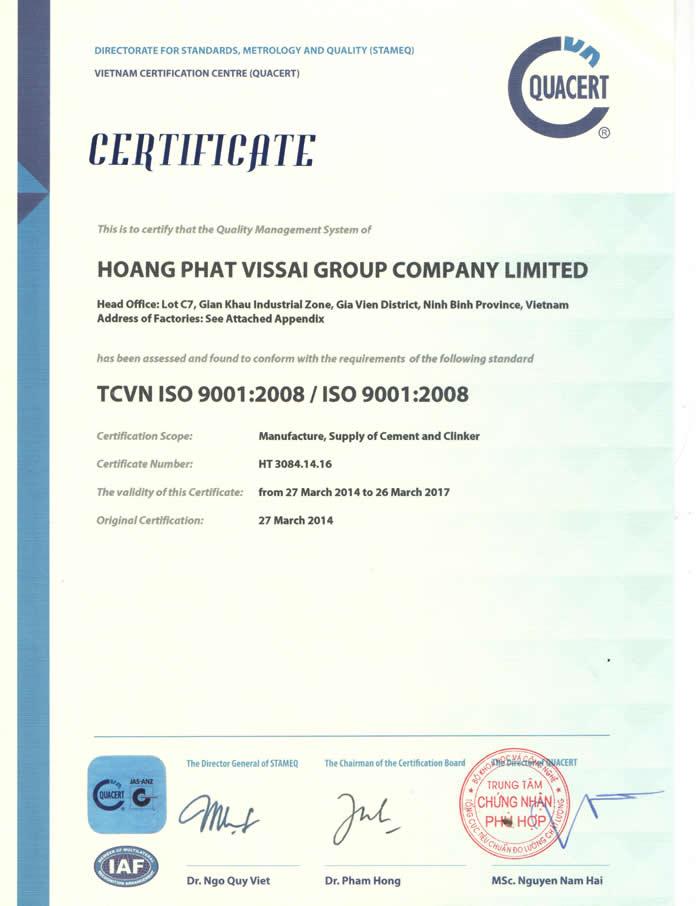 TCVN ISO 9001 001