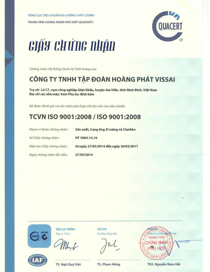 TCVN ISO 9001 003