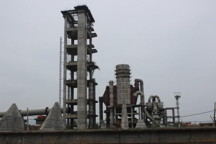 Tập đoàn The Vissai đang nỗ lực hoàn thiện đầu tư Dự án Nhà máy Xi măng Sông Lam 2 (trước đây là Xi măng Dầu khí 12/9)